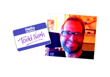 My name is Todd Noah